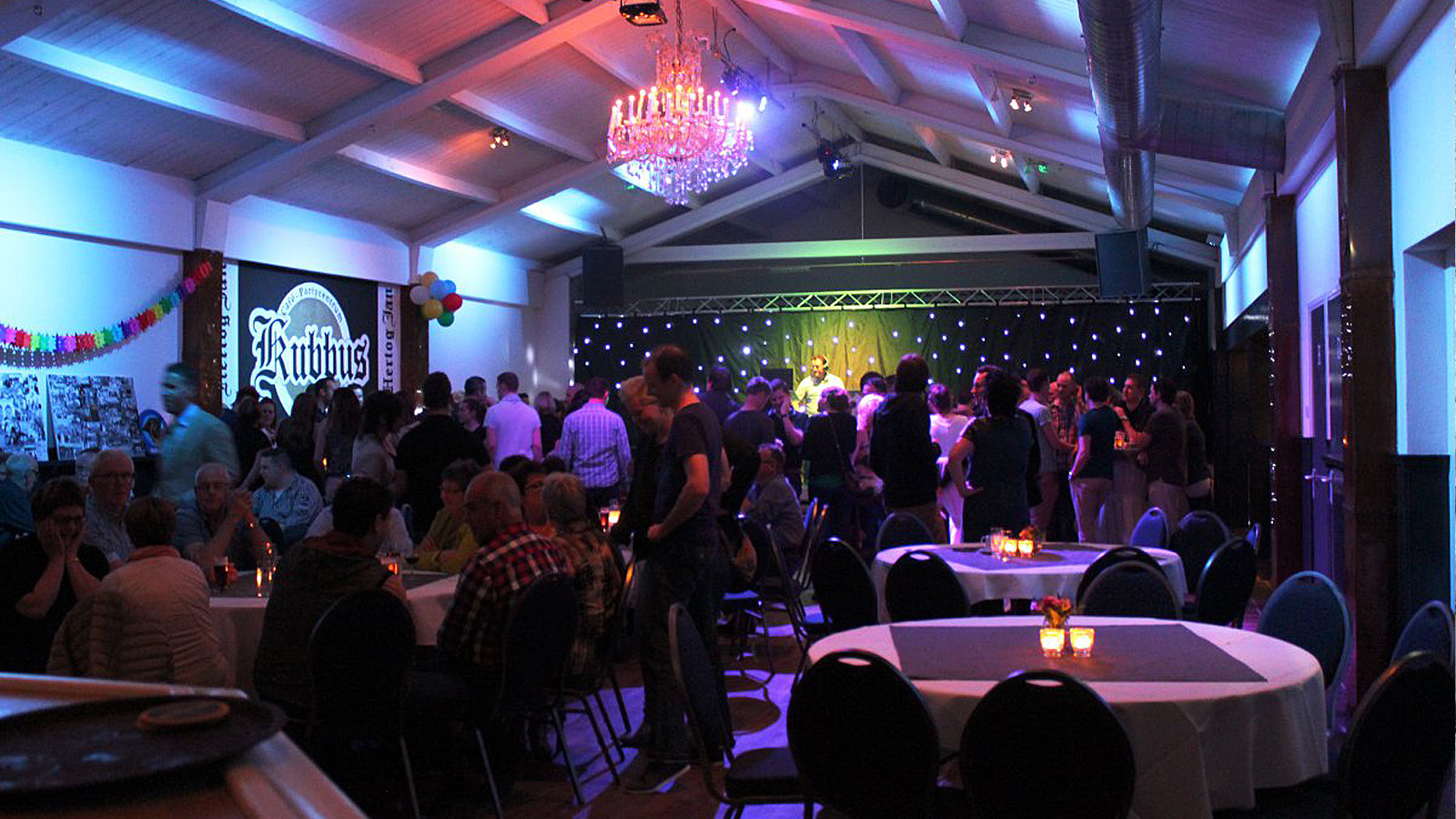 Kubbus Partycentrum in 2017